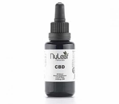 NuLeaf - CBD Oil